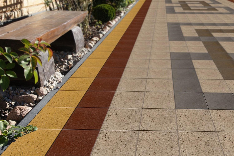 Тротуарная плитка Гранд-Каньон: Родос, Бордо, Аттика, Пала, Корфу