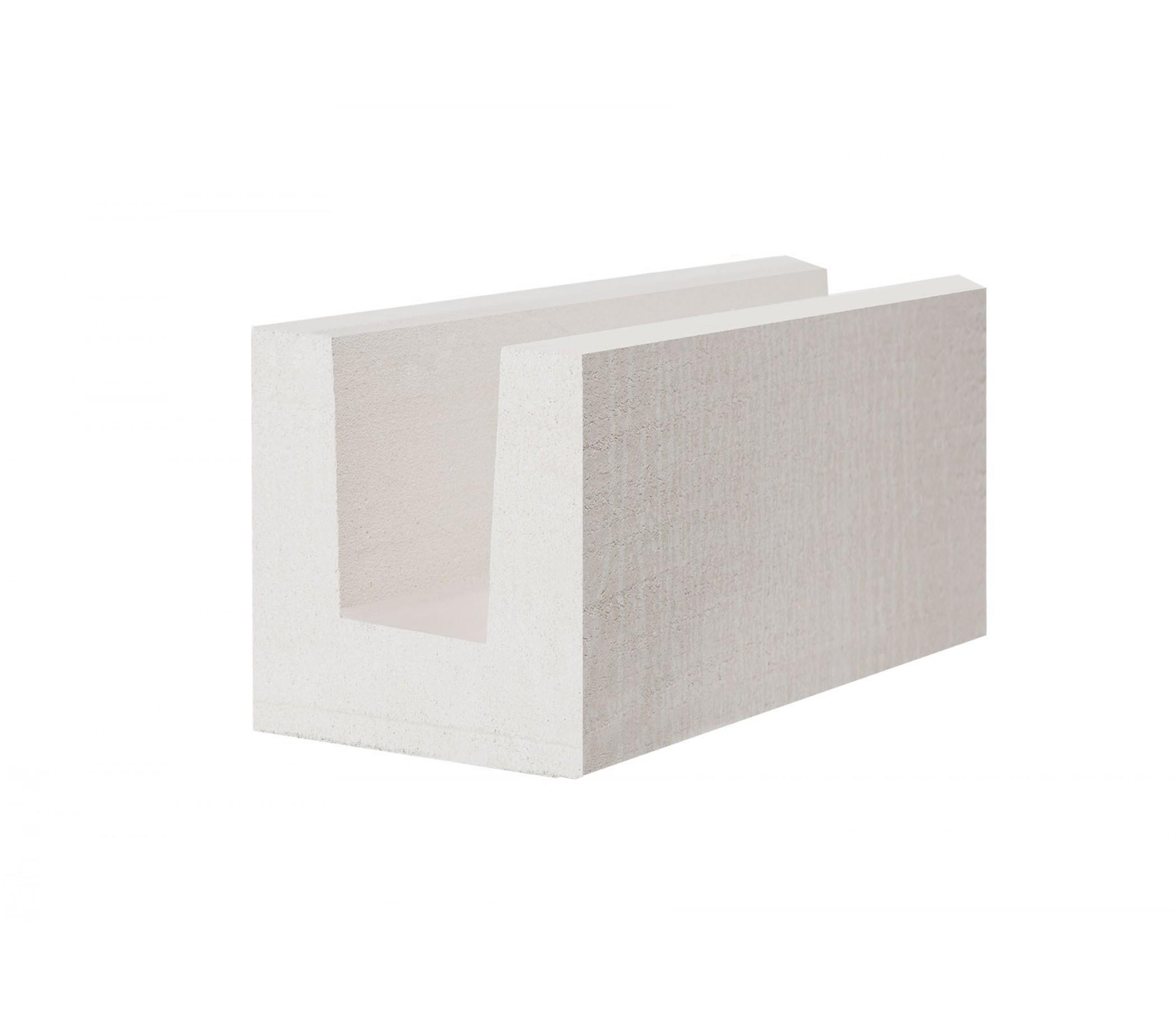 Блоки лотковые (U-блоки)