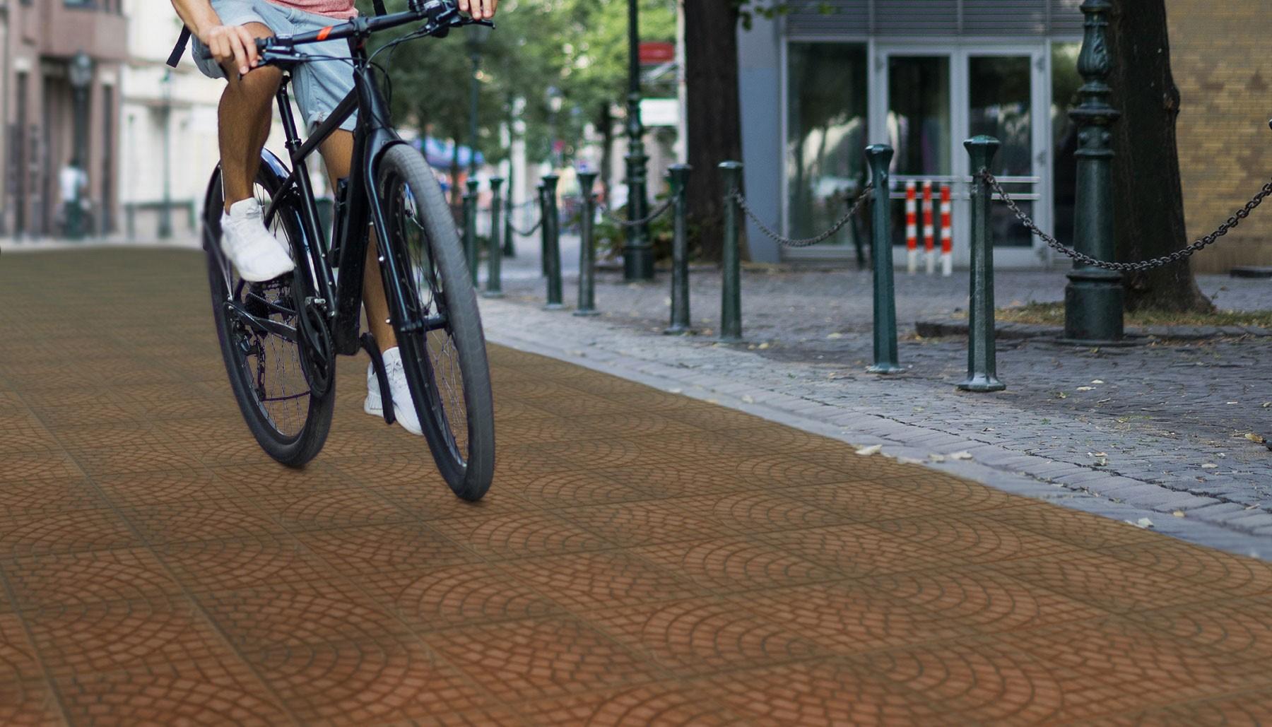 Тротуарная плитка Бавария