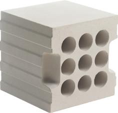 Пазогребневые силикатные блоки и плиты